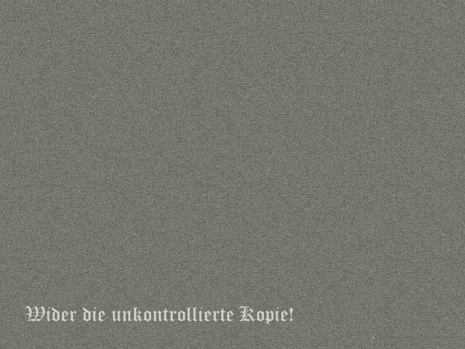 Sprache © Copyright PROJECT CONSULT GmbH 2002 / Autorenrecht Dr- Ulrich Kampffmeyer 2001-2002 © PROJECT CONSULT 2002 Wider die unkontrollierte Kopie!