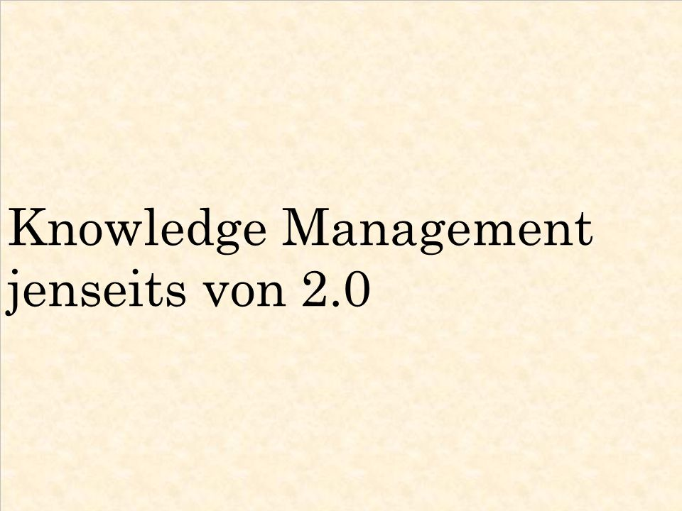 12 CeBIT 2008 Knowledge Management 2.0 Ulrich Kampffmeyer PROJECT CONSULT Unternehmensberatung Dr.