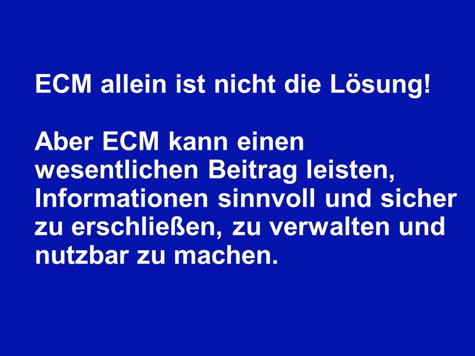 154 Schleupen Partnerkonferenz Berlin 16.01.2010 Ulrich Kampffmeyer ECM zwischen Compliance und Wirtschaftlichkeit PROJECT CONSULT Unternehmensberatun