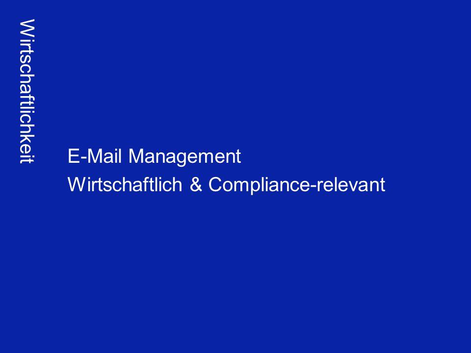 59 Schleupen Partnerkonferenz Berlin 16.01.2010 Ulrich Kampffmeyer ECM zwischen Compliance und Wirtschaftlichkeit PROJECT CONSULT Unternehmensberatung
