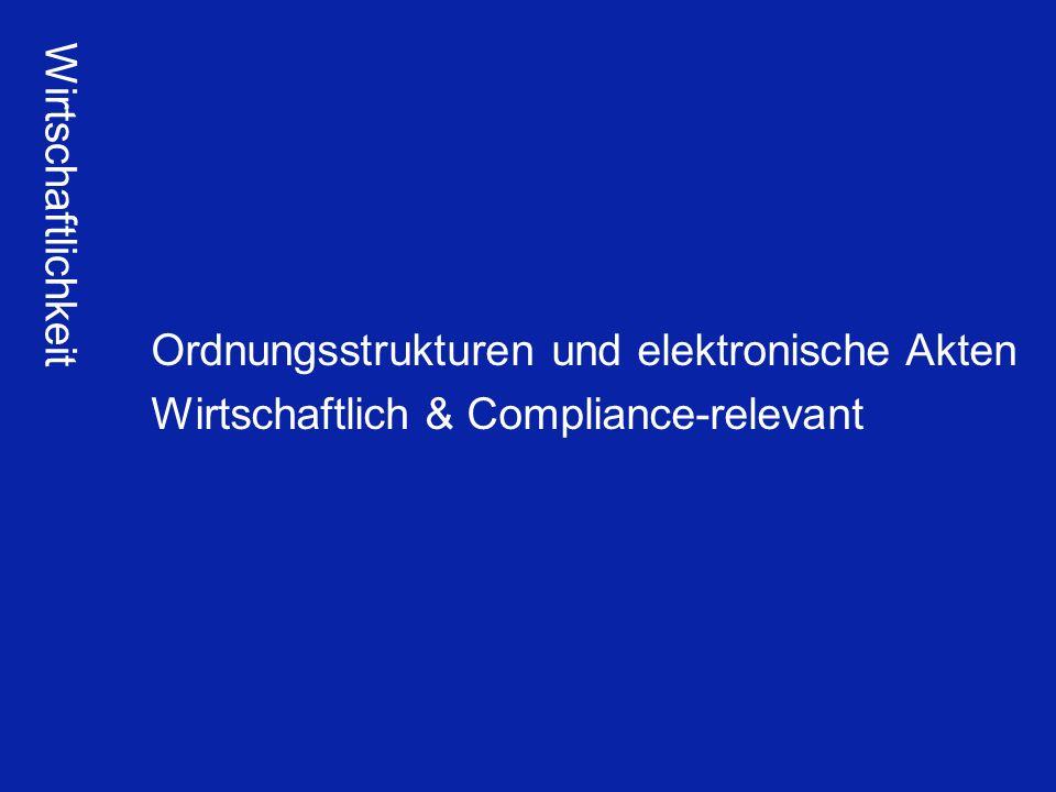 60 Schleupen Partnerkonferenz Berlin 16.01.2010 Ulrich Kampffmeyer ECM zwischen Compliance und Wirtschaftlichkeit PROJECT CONSULT Unternehmensberatung