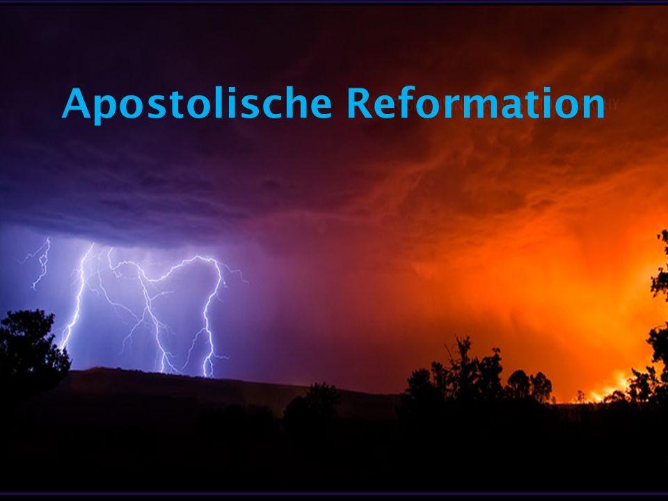 Apostolische Reformation