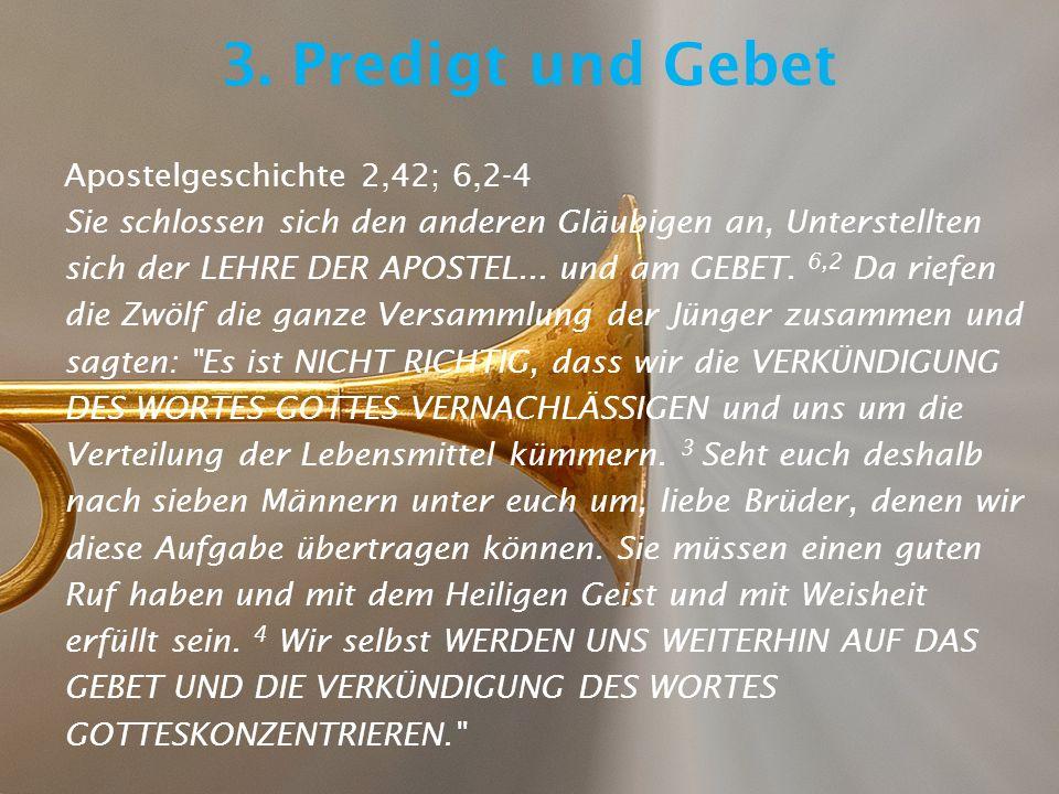4. Geistliche Familie