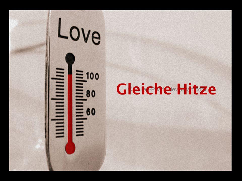 Gleiche Hitze