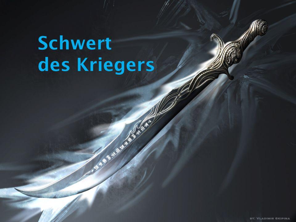 Schwert des Kriegers