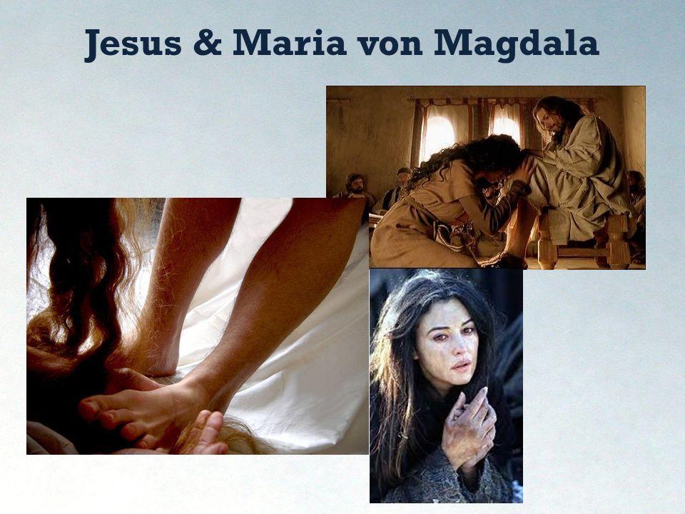 Jesus & Maria von Magdala