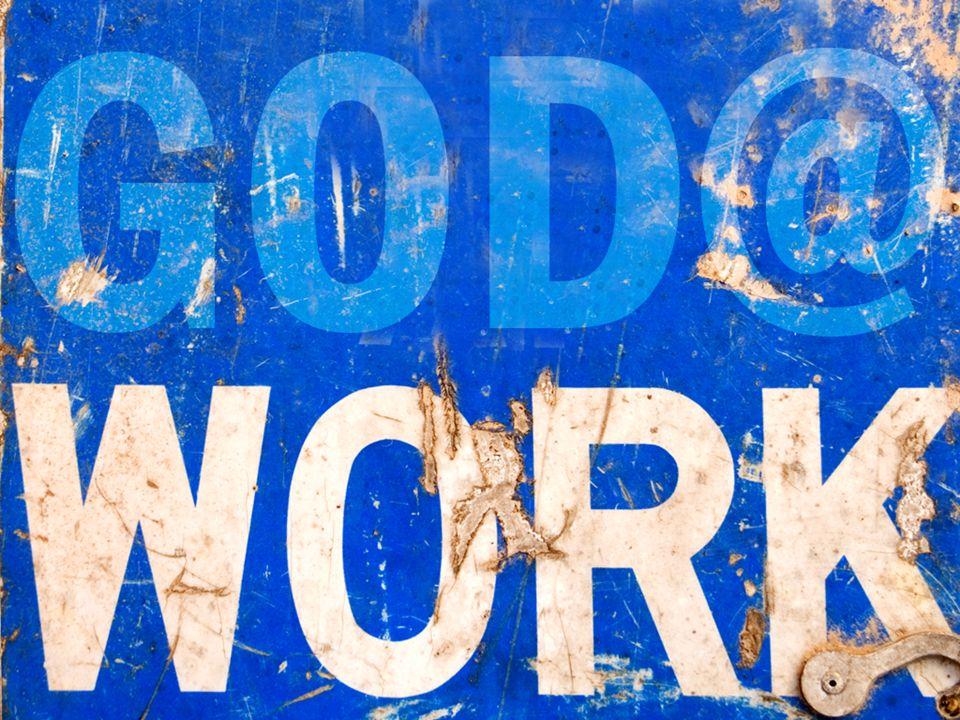 Arbeiten mit großer Hoffnung