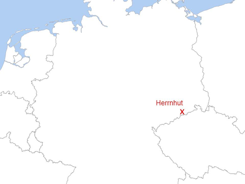 x Herrnhut