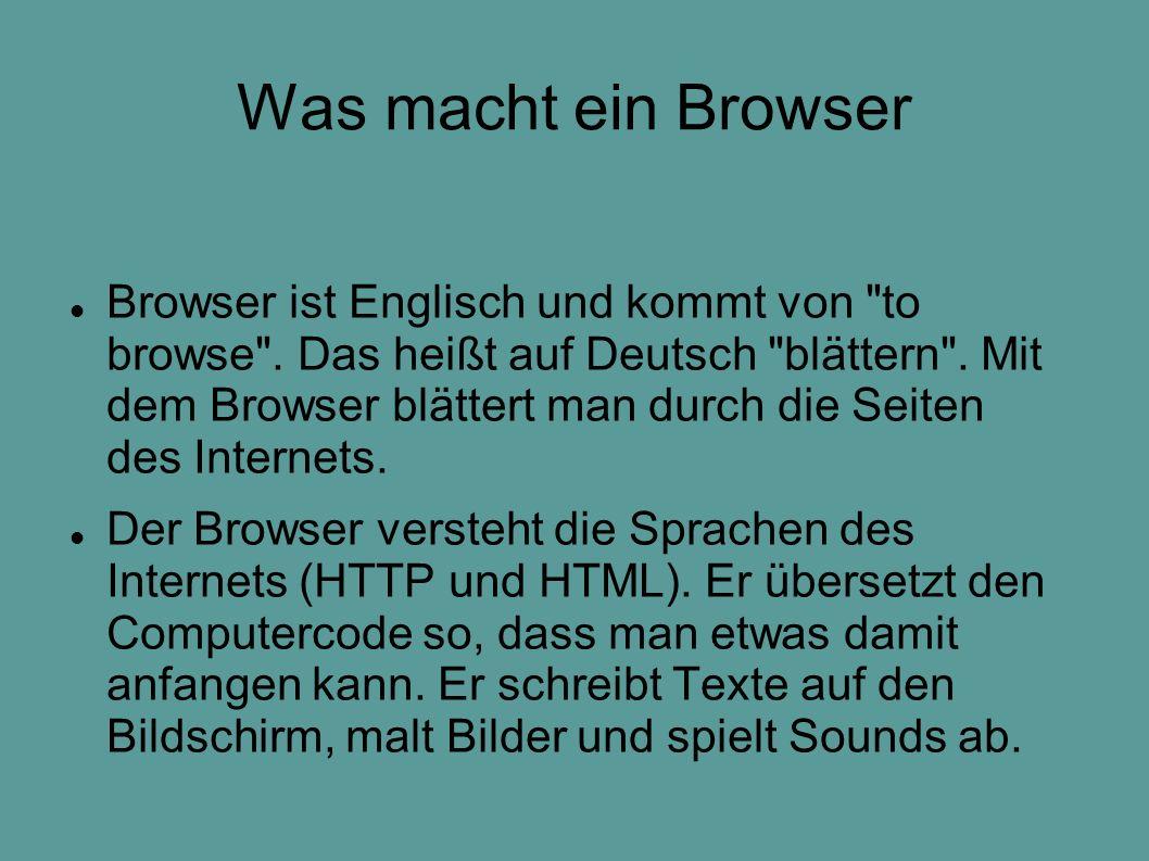 Internetseiten