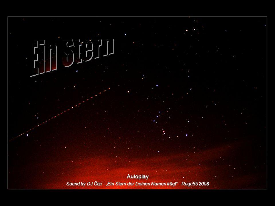Sound by DJ Ötzi · Ein Stern der Deinen Namen trägt · Rugu55 2008 Autoplay