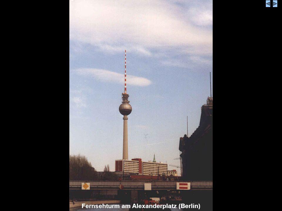 Fernsehturm am Alexanderplatz (Berlin)