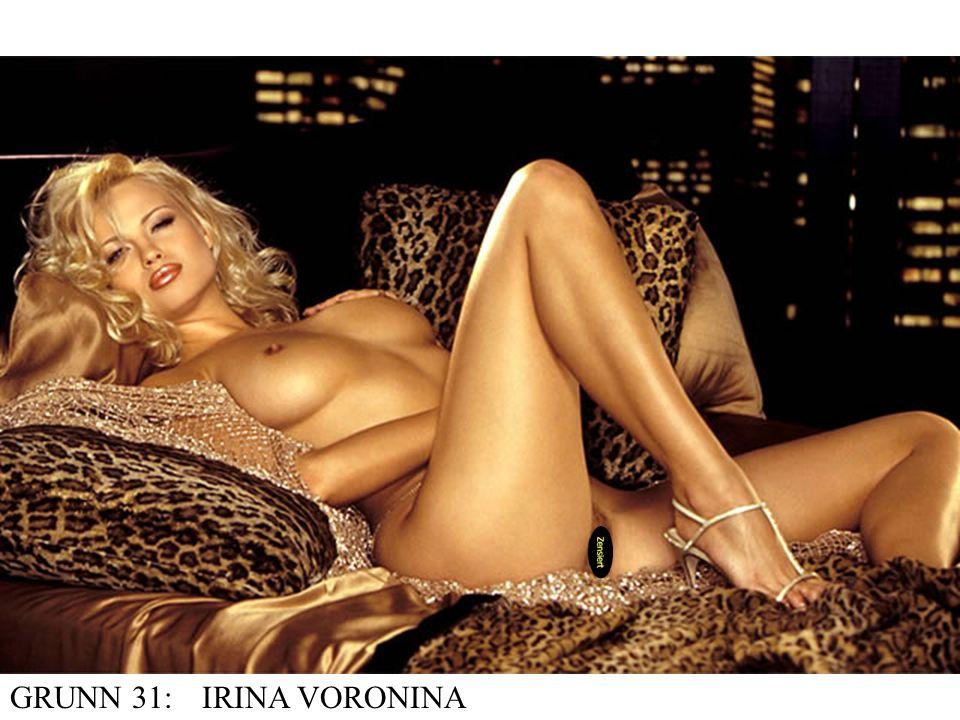 GRUNN 31:IRINA VORONINA