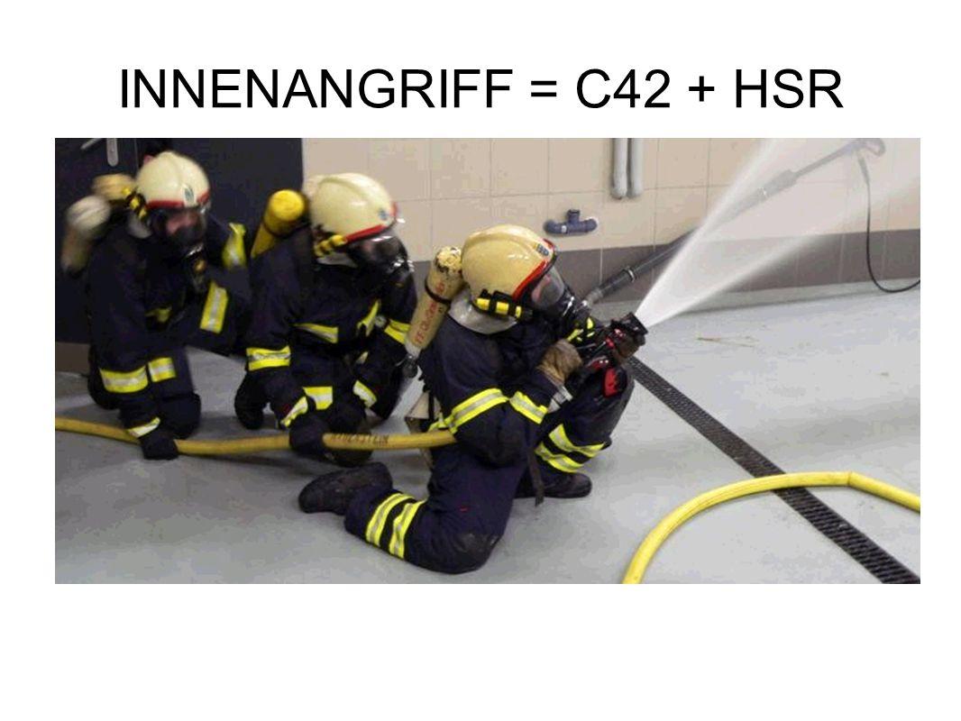 INNENANGRIFF = C42 + HSR