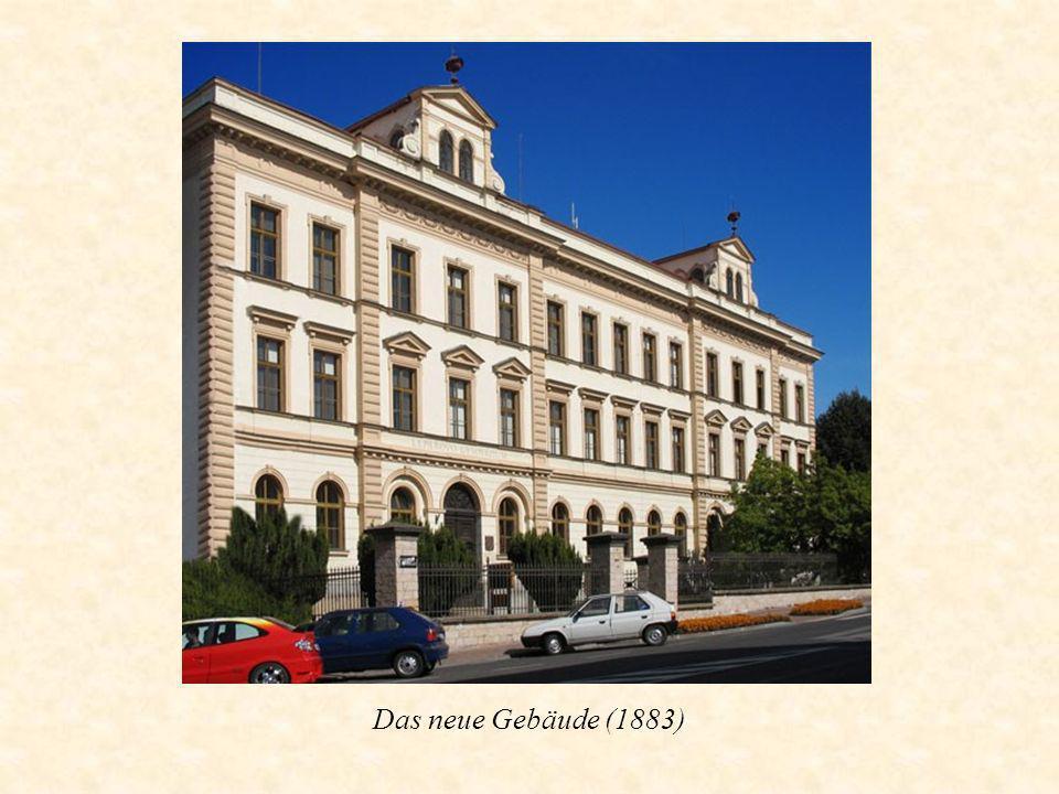 Das neue Gebäude (1883)