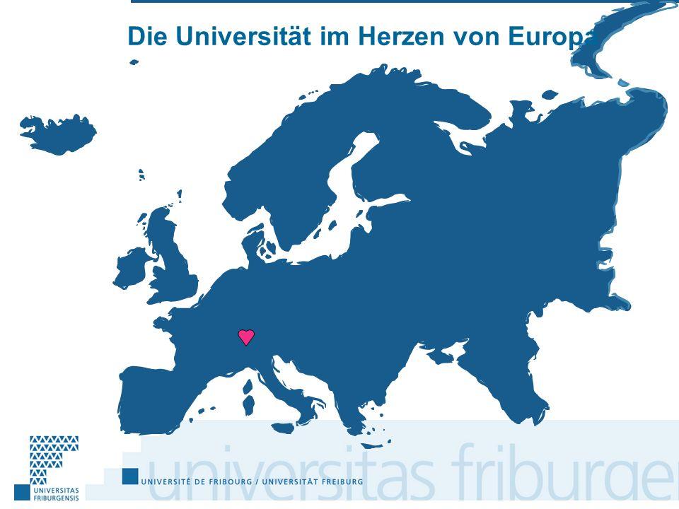 Die Universität im Herzen von Europa