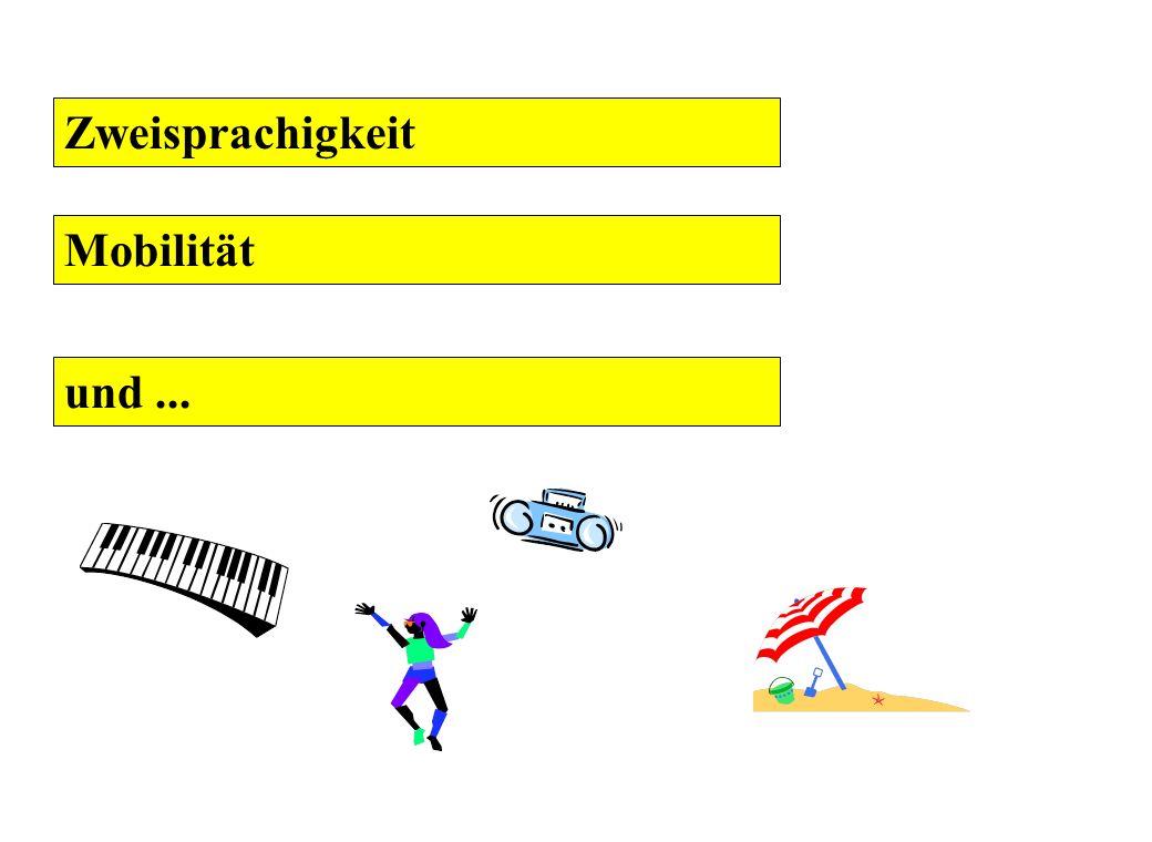 Zweisprachigkeit Mobilität und...