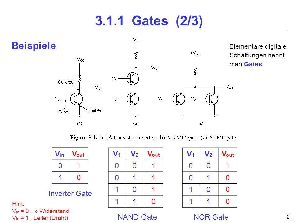 3 3.1.1 Gates (3/3)