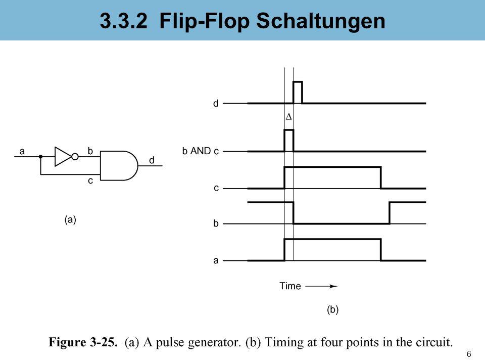 6 3.3.2 Flip-Flop Schaltungen