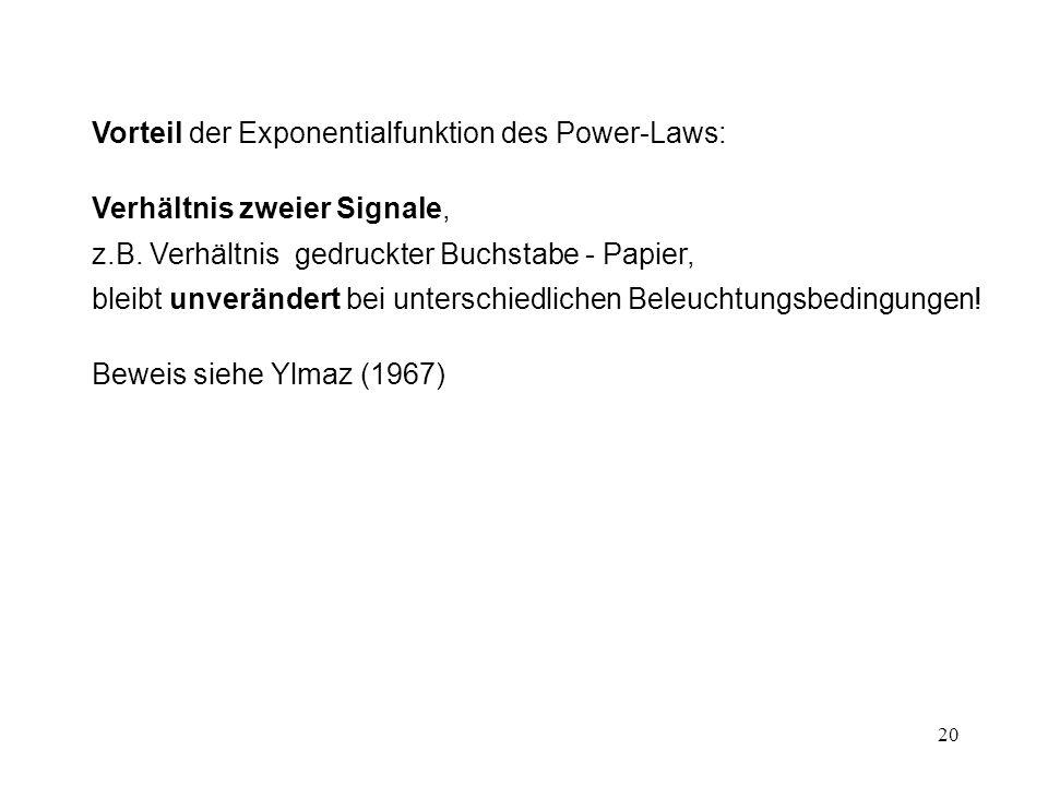 21 2 SIGNALENTDECKUNGSTHEORIE Swets & Tanner (1961) Überblick: Spada Schiffman Entdeckung eines schwachen Signals (geringe Intensität) Signal vermischt mit Störsignalen (Rauschen)