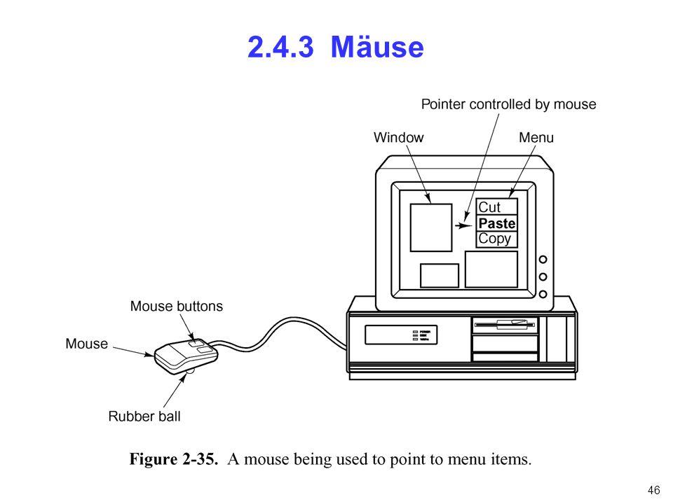 46 2.4.3 Mäuse
