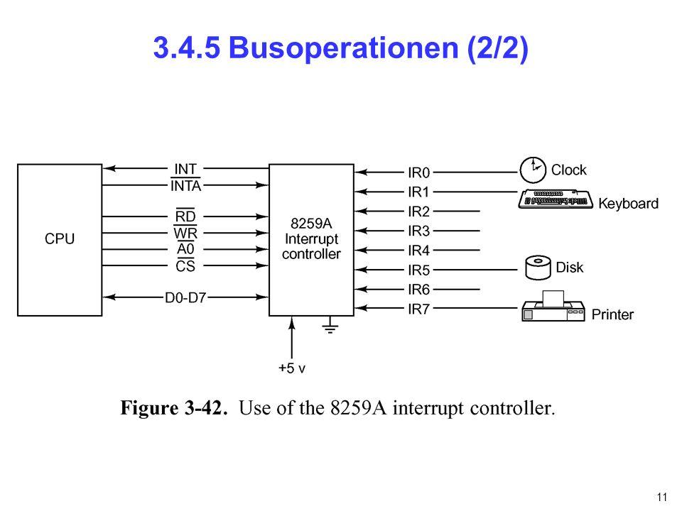 11 3.4.5 Busoperationen (2/2)