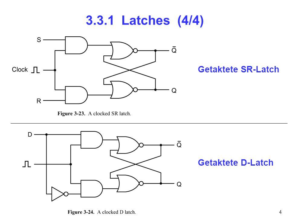 5 3.3.2 Flip-Flop Schaltungen (1/2)