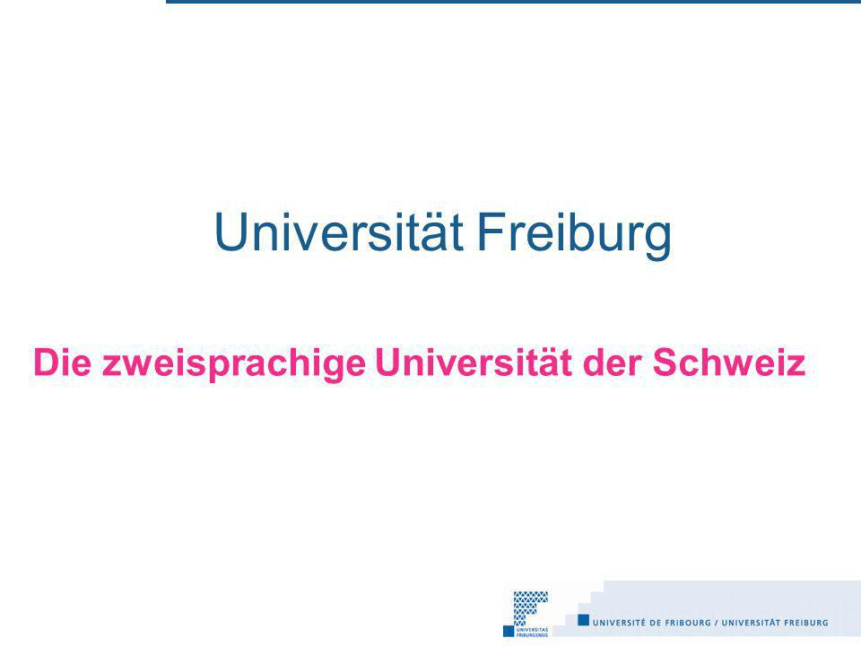 Ein Pol der Forschung, Lehre und Innovation: Das Plateau von Pérolles Enginering School Faculty of Economics and Social Science Professional School EMAF HEG Psychology Health-care School Facutly of Science Student Housing