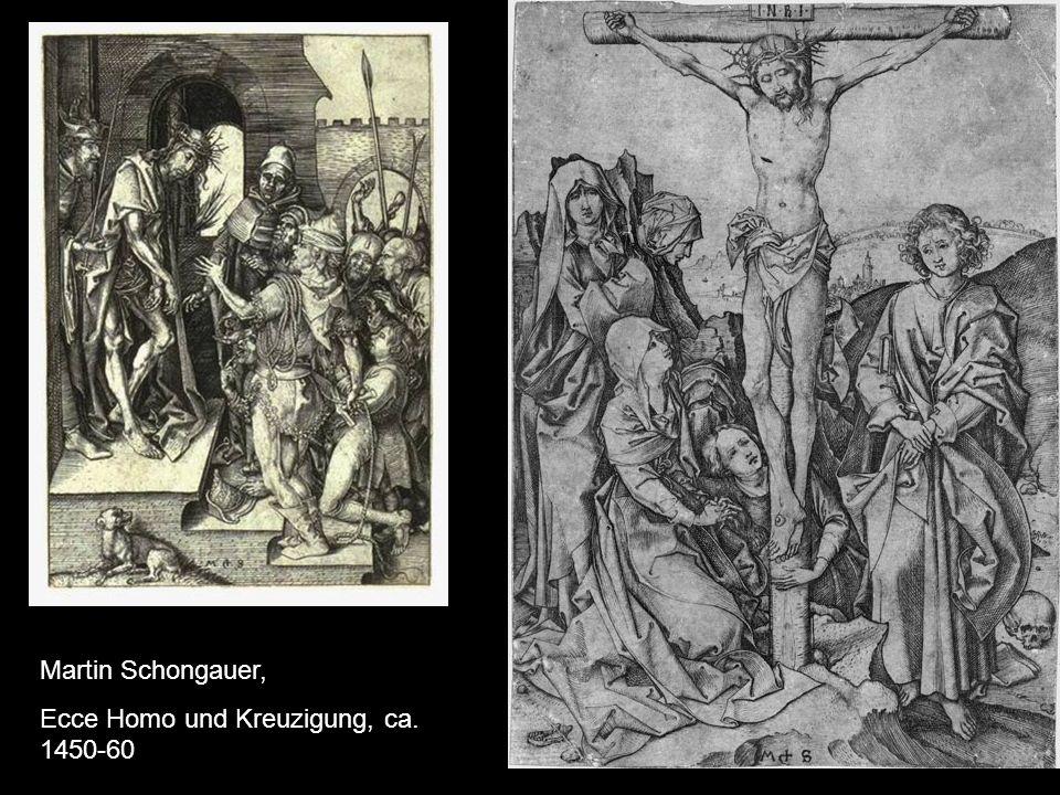 Selbstportrait mit Binde Federzeichnung 1492/93