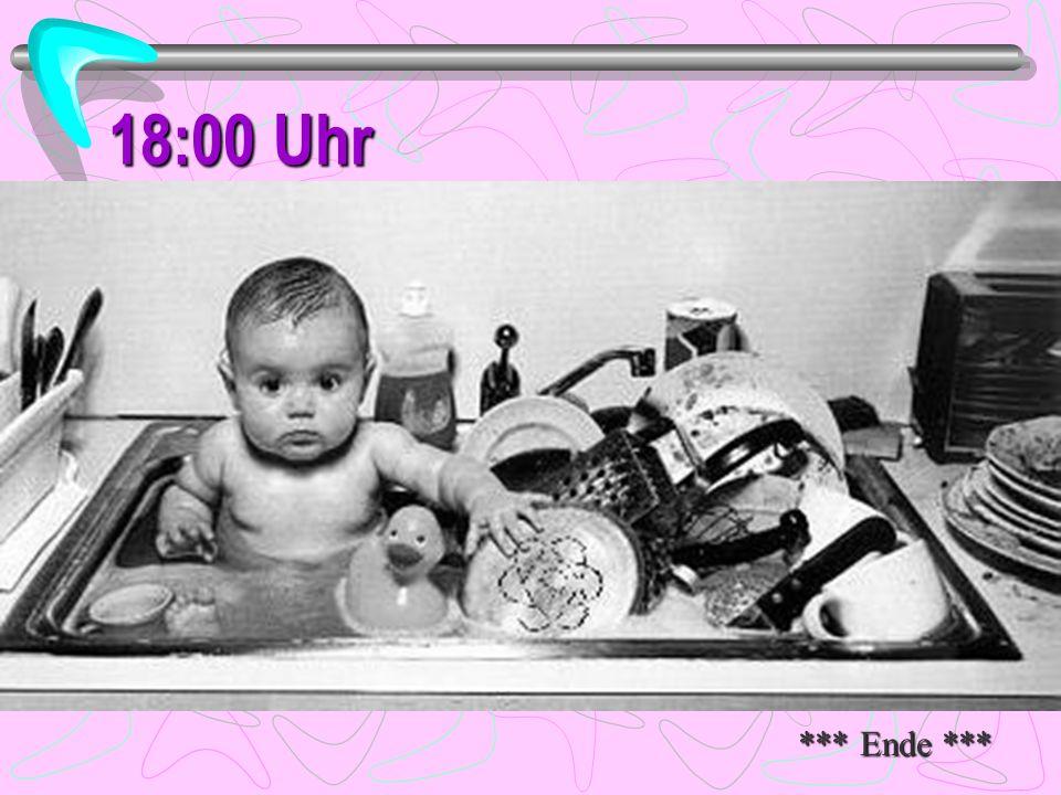 16:00 Uhr Nachgedacht und festgestellt: Alles ist verboten!