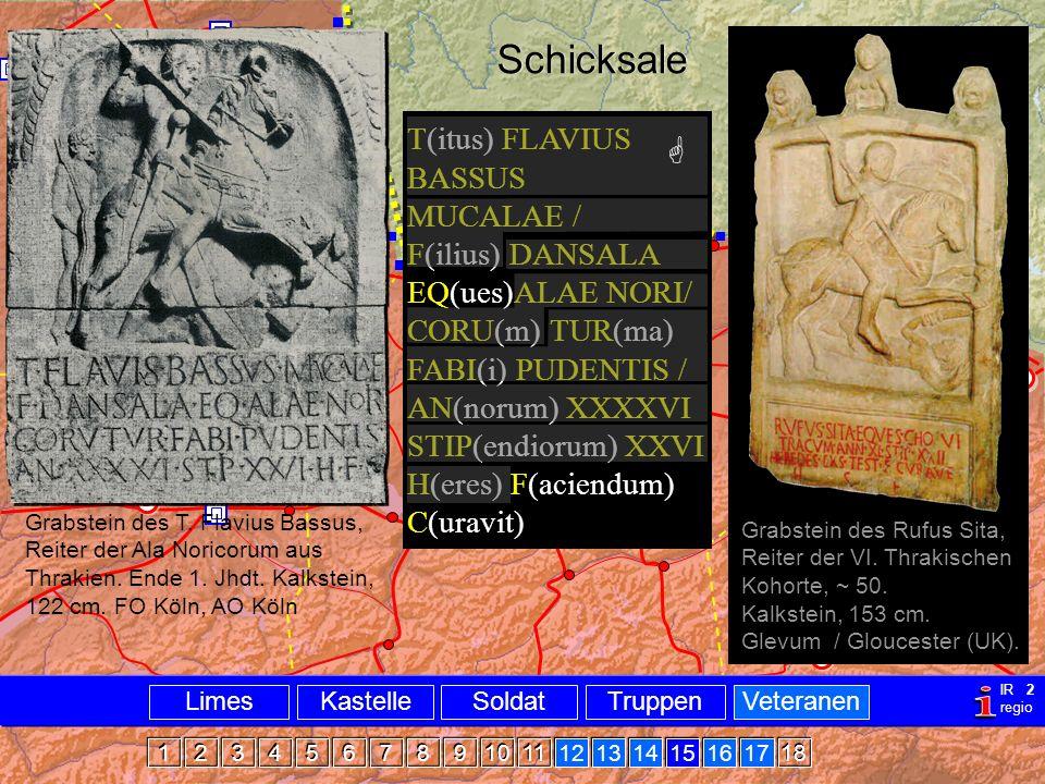 Bsp Bassus Nischen-Aediculum häufiges Bildmotiv
