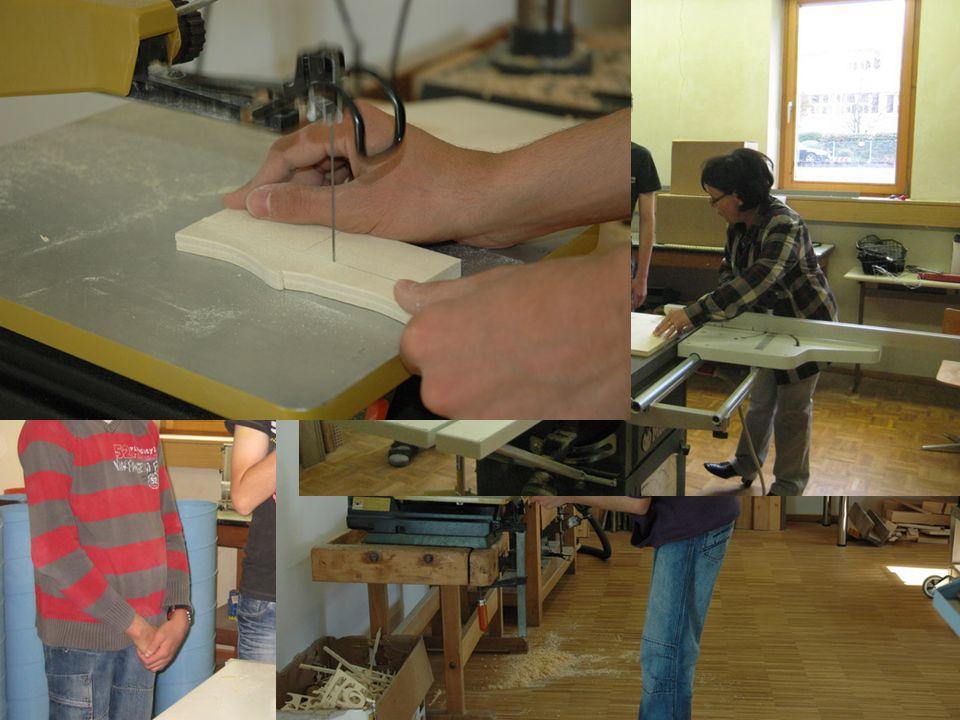technisches Werken Holz