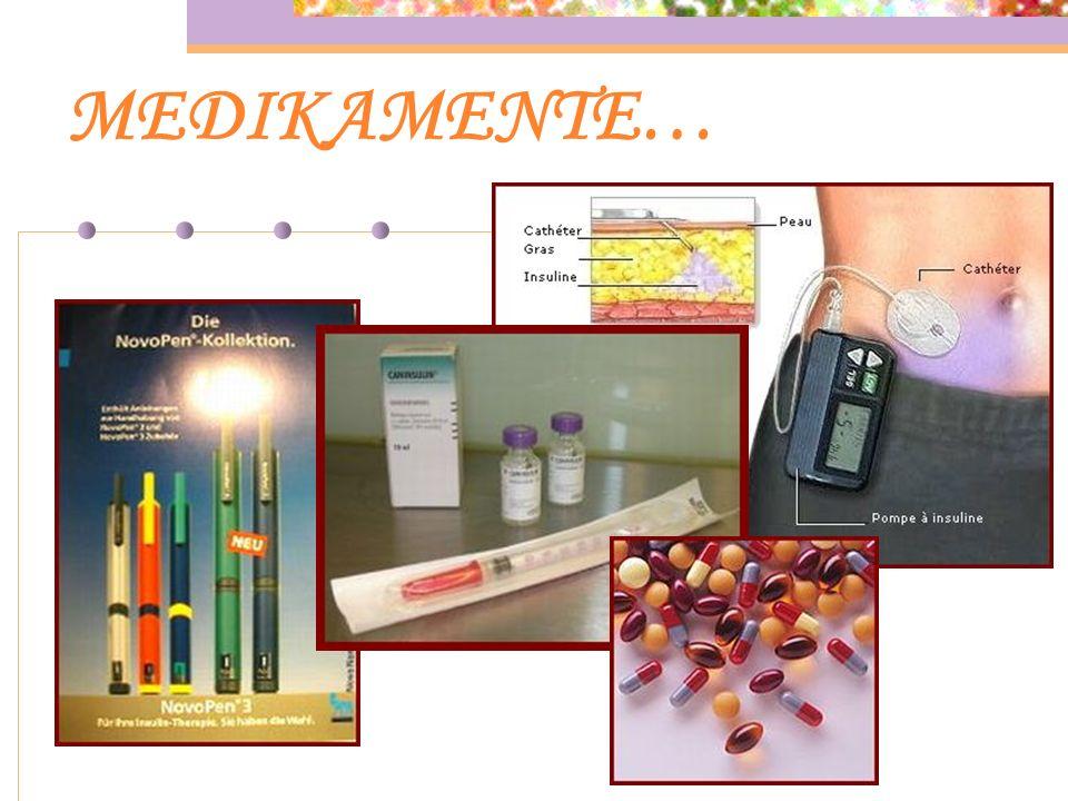 Hyperglykämie / Hyperosmolare Koma Meist Typ 2 Diabetes Entwicklung in Tagen bis Wochen BZ über 700 mg/dl Starke Exsikkose mit Polyurie und starkem Du