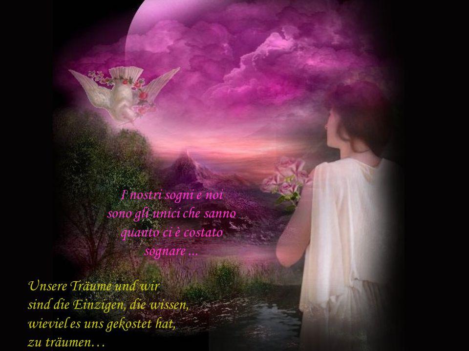 Ci sono tanti desideri e sogni che possono derivare da un dolore...