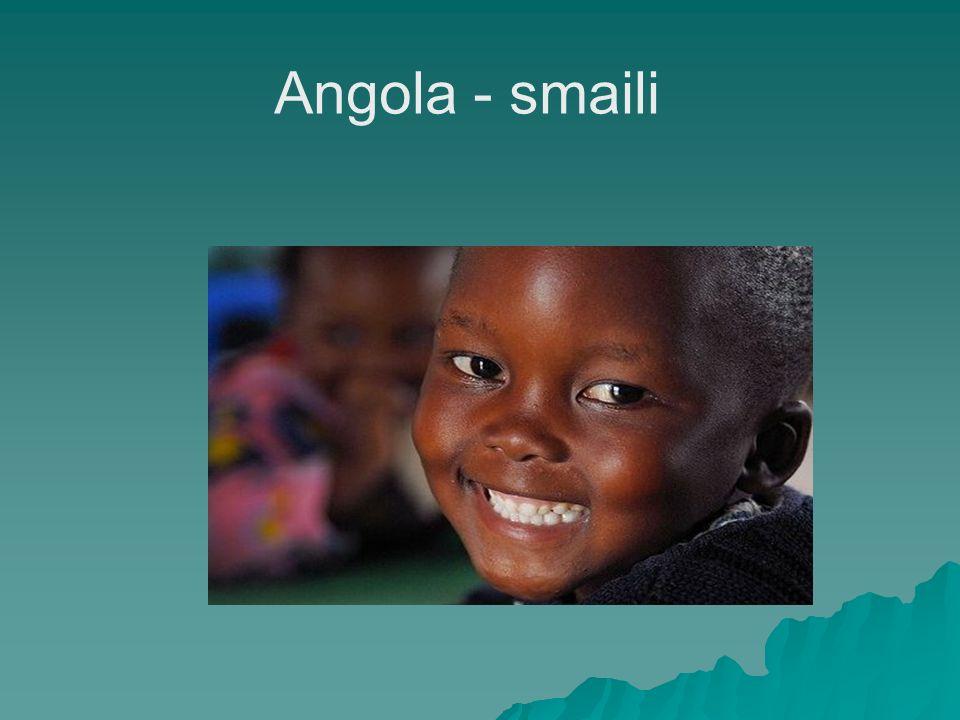 Angola - smaili