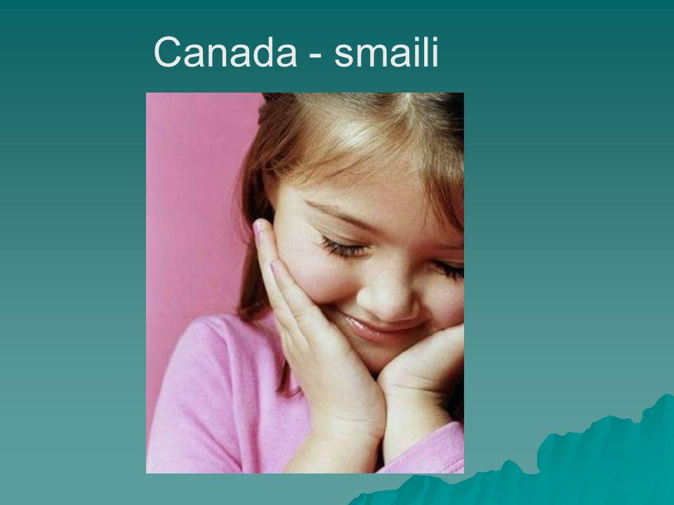 Canada - smaili
