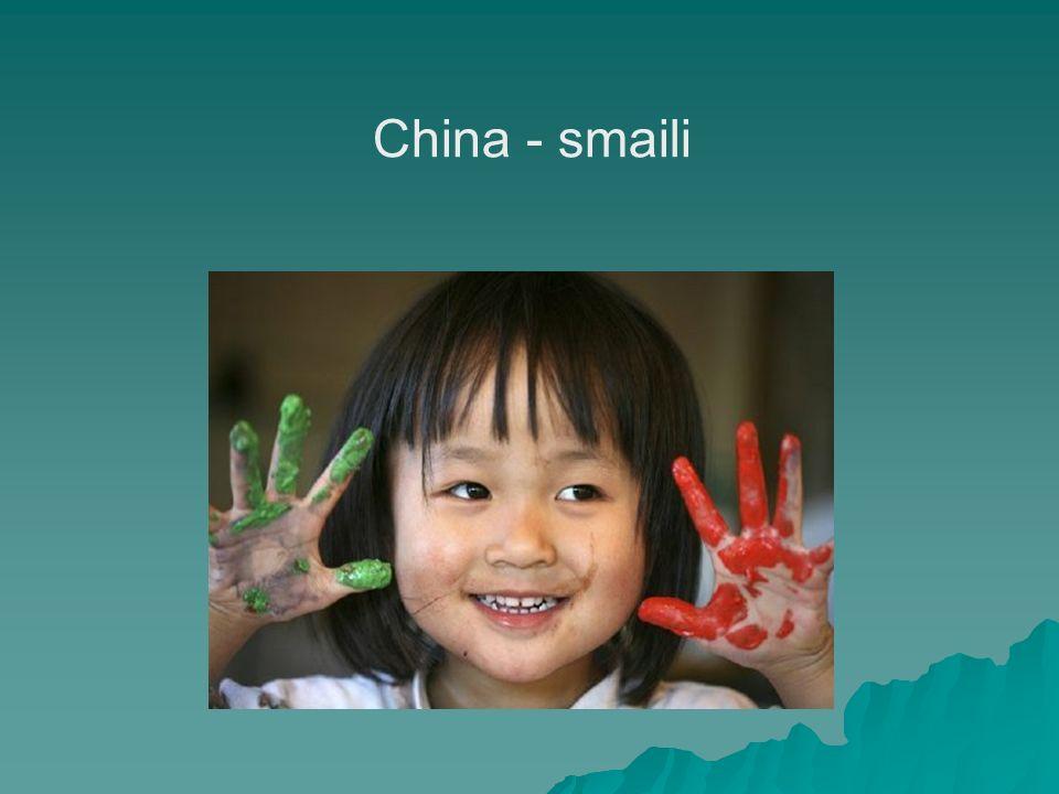 China - smaili