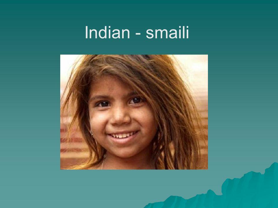 Indian - smaili