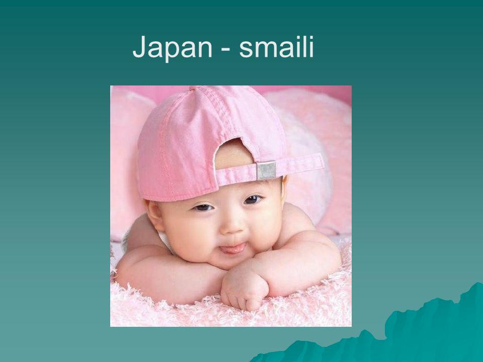 Japan - smaili