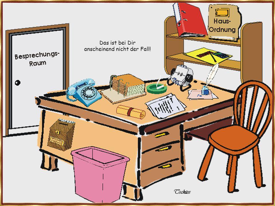 Du kannst beruhigt sein : Ein Workholic nimmt sich nicht die Zeit um ein solches Mail zu lesen - er arbeitet!