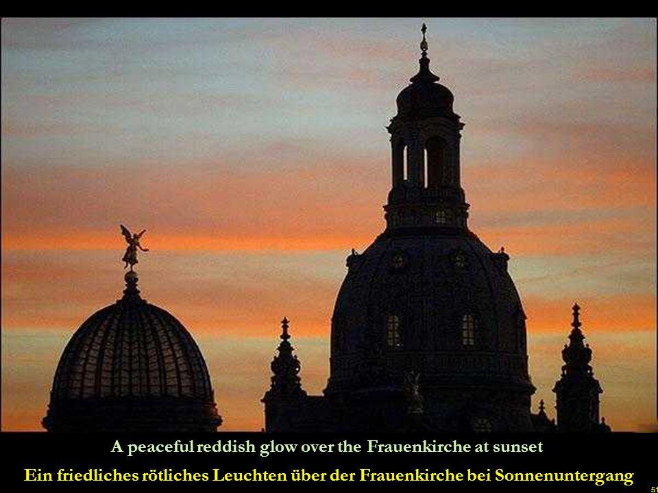 50 A nice beautiful afternoon in Dresden Ein netter schöner Nachmittag in Dresden u