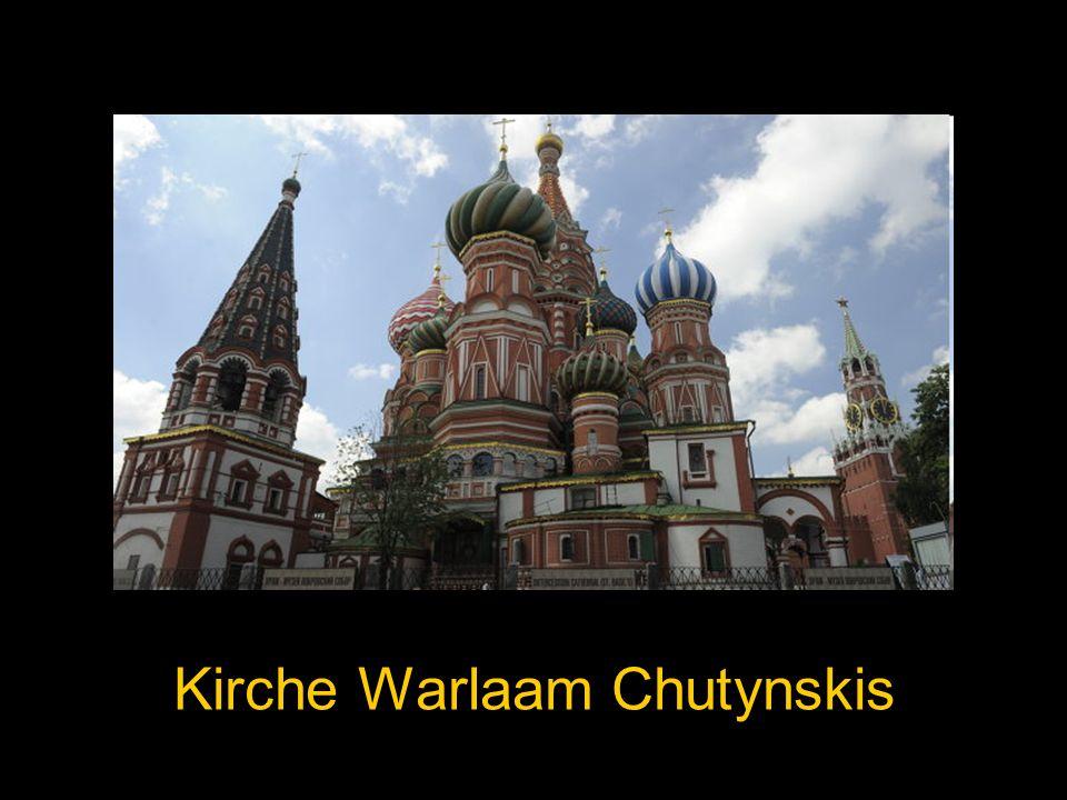 Kirche Warlaam Chutynskis