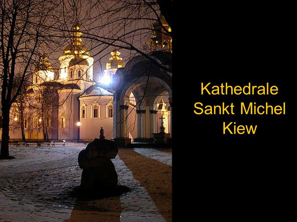 Kathedrale Sankt Michel Kiew