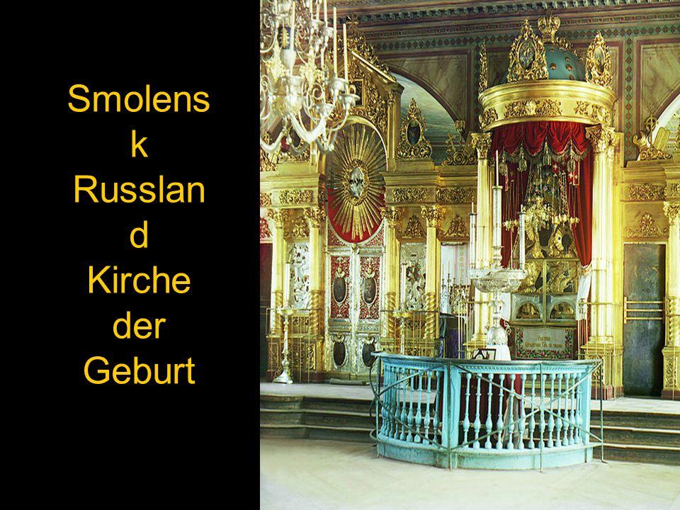 Smolens k Russlan d Kirche der Geburt