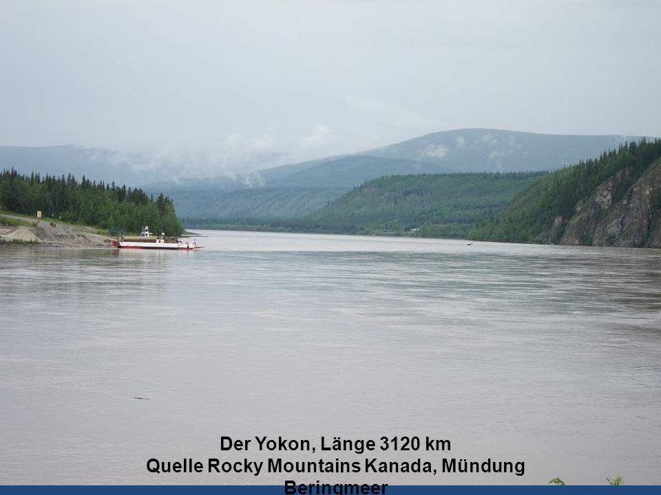 Yukon Missouri- Mississippi River