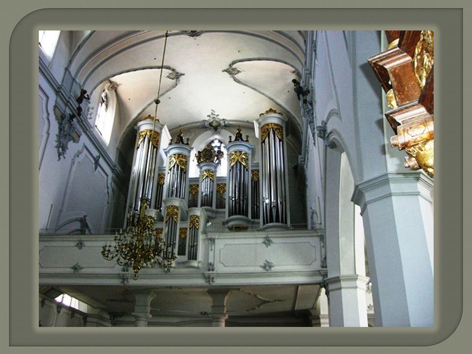 Die Kirche ist ein Wahrzeichen der Stadt Kempten und die Mutterkirche des evangelischen Allgäus.