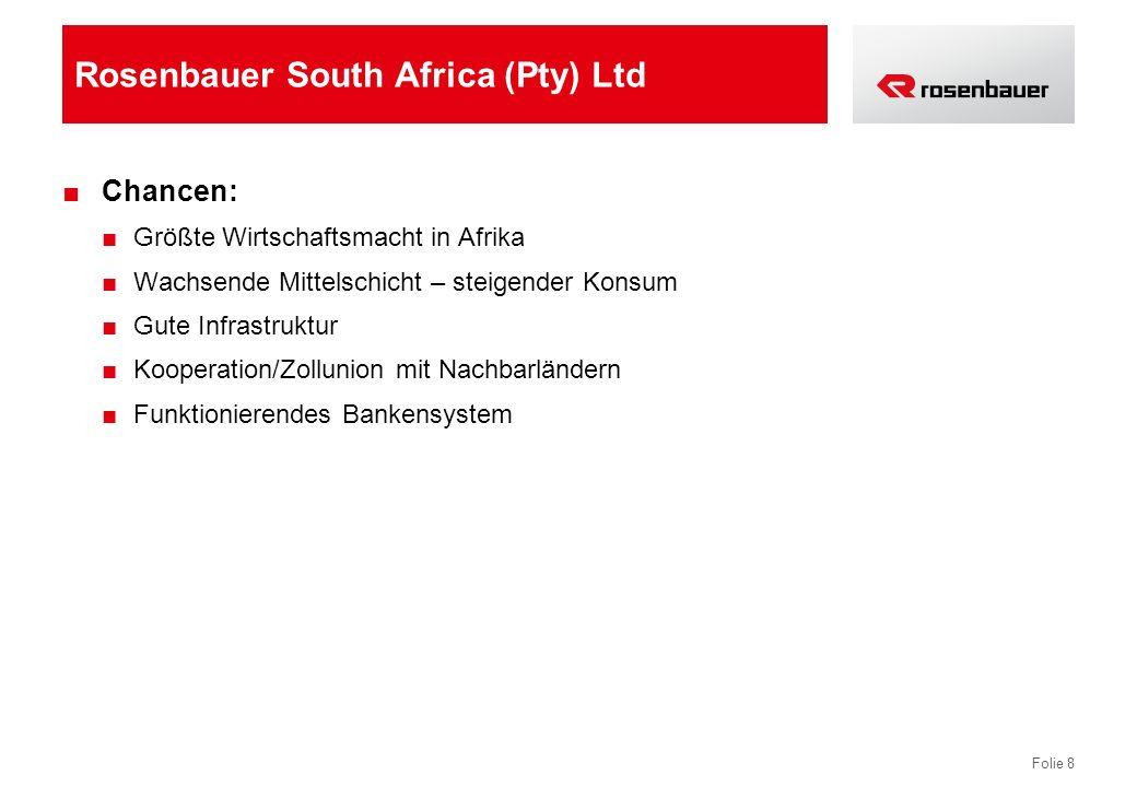 Rosenbauer International AG 4060 Leonding, Paschinger Str.