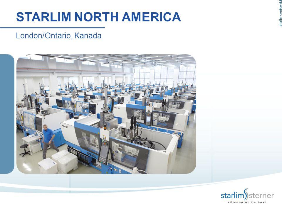 starlim confidential STARLIM NORTH AMERICA London/Ontario, Kanada