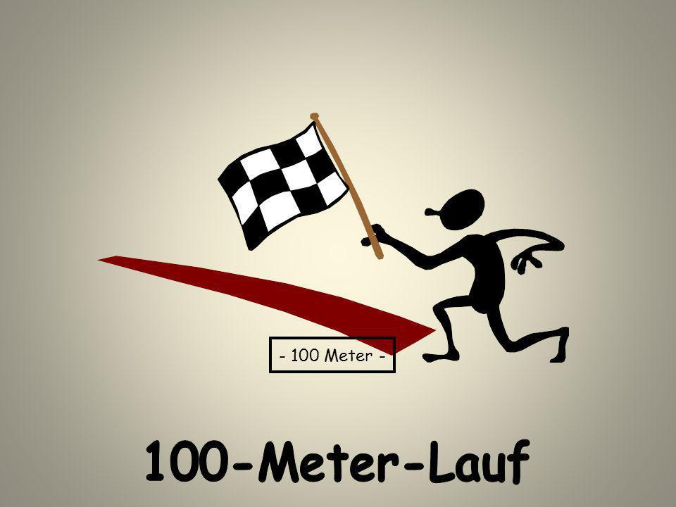 - 100 Meter -
