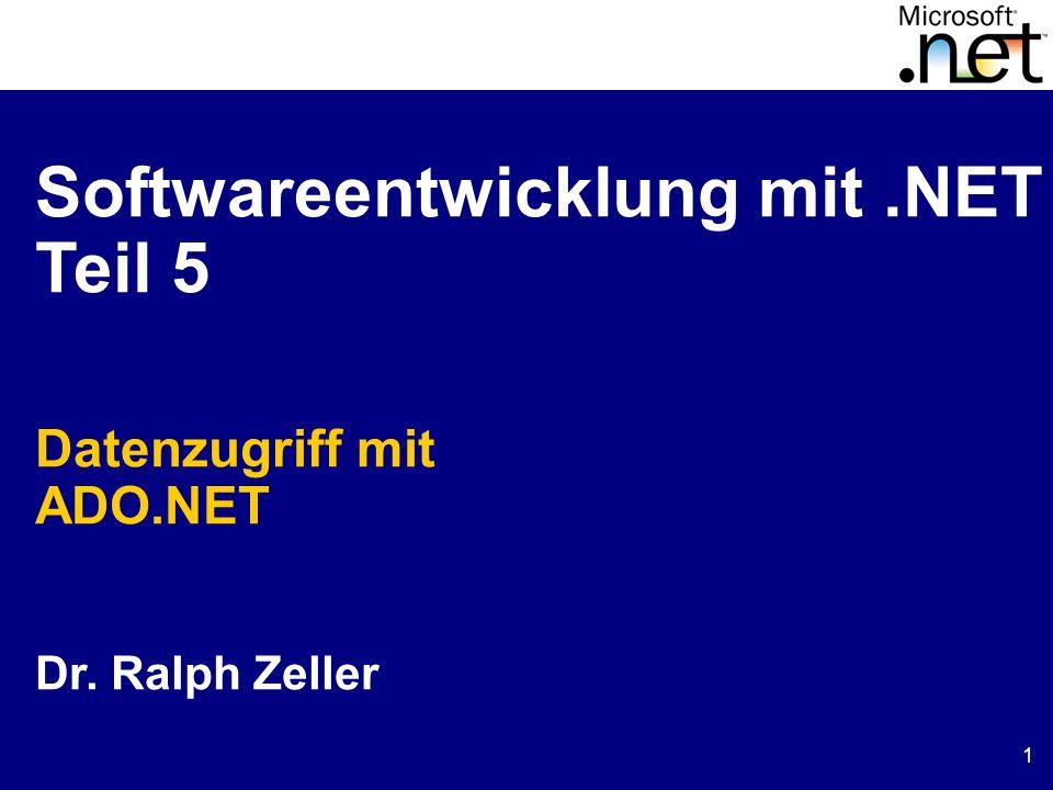 2 Was ist ADO.NET.