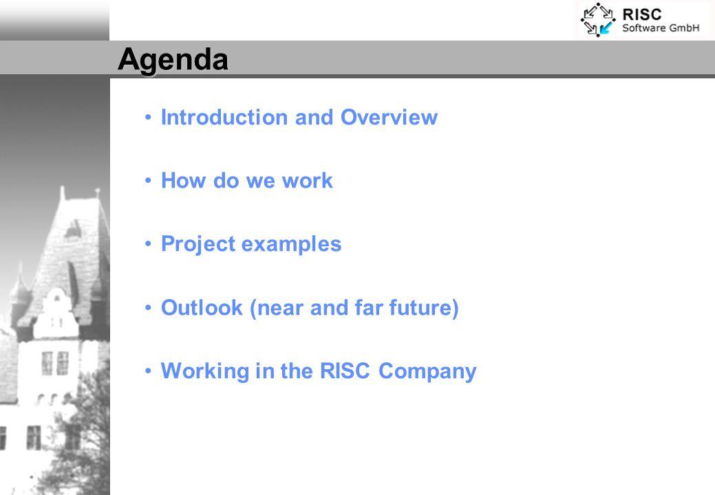 Anwendung Kompetenzen: Know-how Transfer von Forschung zur Industrie.